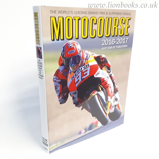 Image for Motocourse Annual 2016-2017 The World's Leading Grand Prix & Superbike Annual