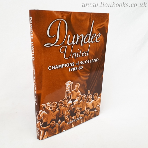 Image for Dundee United Champions of Scotland 1982-83