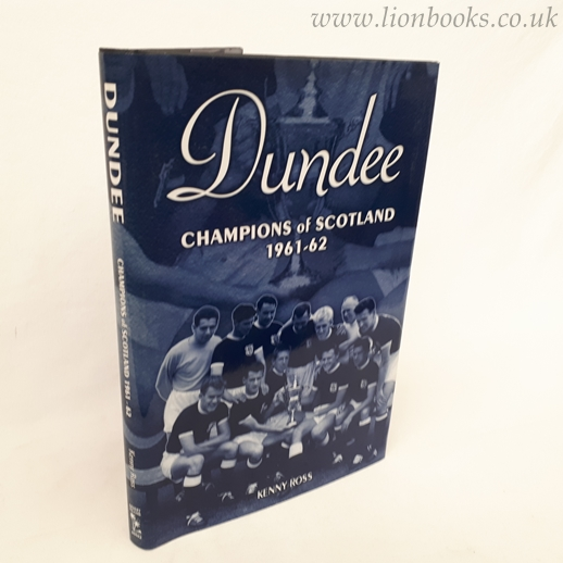 Image for Dundee Champions of Scotland 1961-62