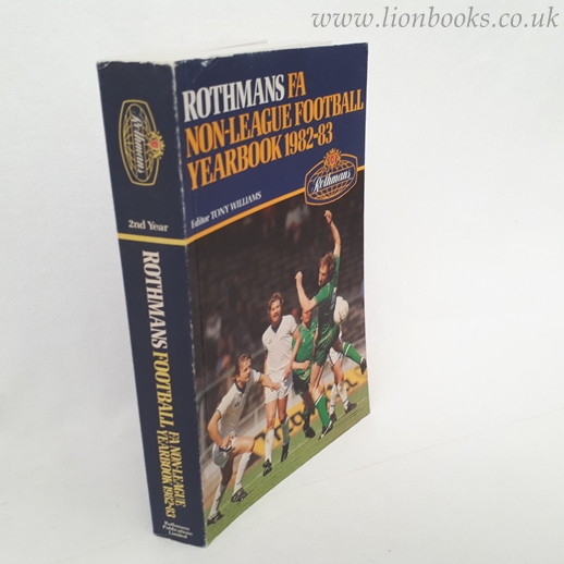 Image for Rothmans Fa Non-League Football Yearbook 1982-83