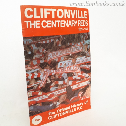 Image for Cliftonville Centenary Reds 1879-1979