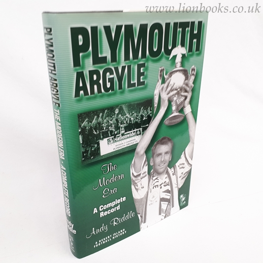 Image for Plymouth Argyle The Modern Era - a Complete Record