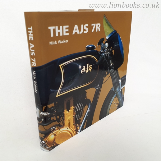 Image for The AJS 7R
