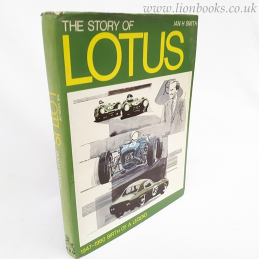 Image for Story of Lotus, 1947-60 Birth of a Legend