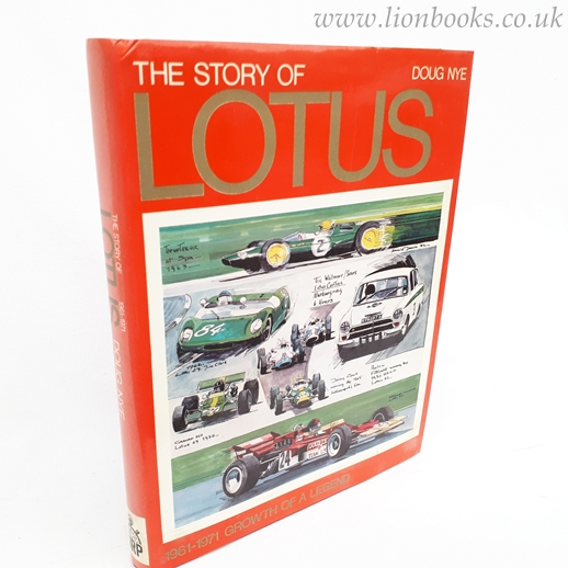 Image for The Story of Lotus, 1961-71 Growth of a Legend