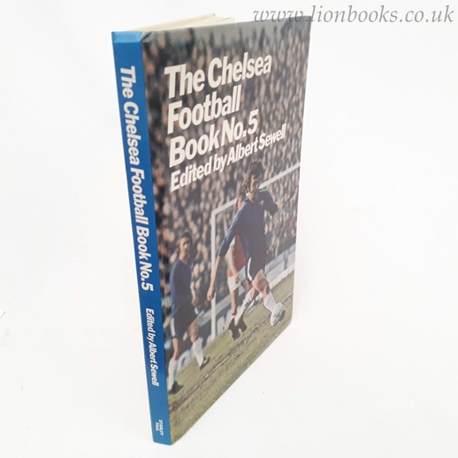 Image for Chelsea Football Book No. 5