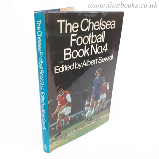 Image for Chelsea Football Book No. 4