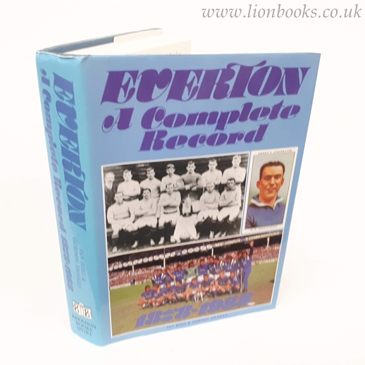 Image for Everton A Complete Record, 1878-1988