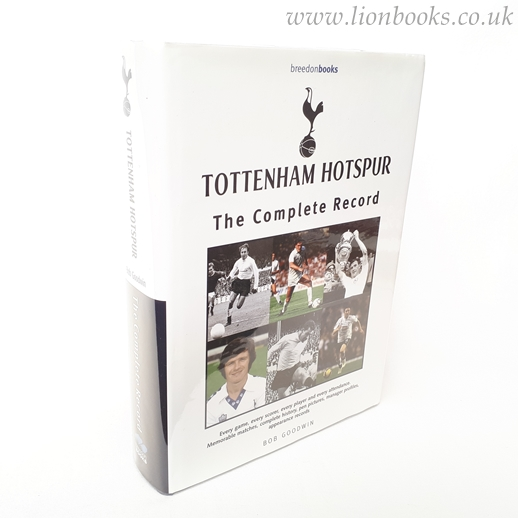 Image for Tottenham Hotspur The Complete Record