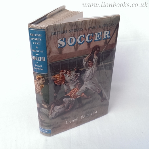 Image for Soccer British Sports Past and Present