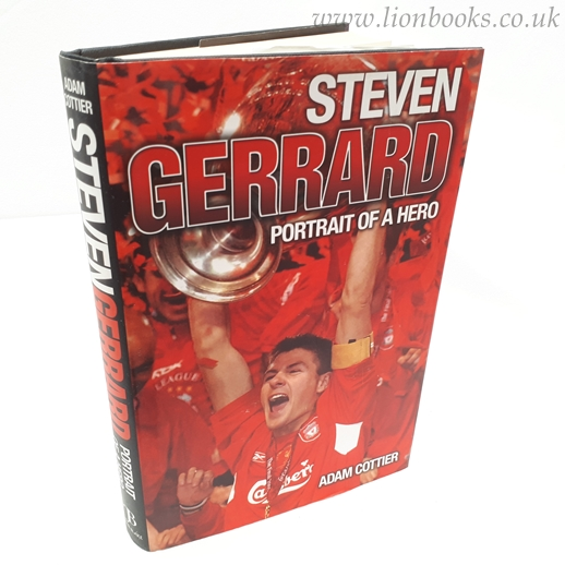 Image for Steven Gerrard Portrait of a Hero