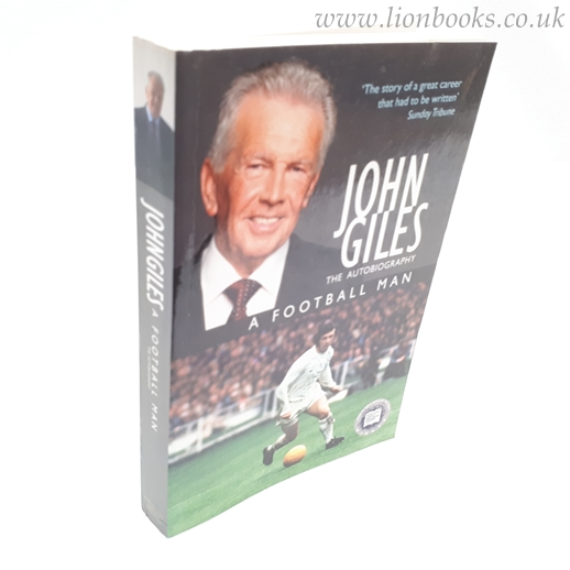 Image for John Giles A Football Man