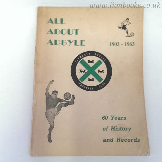 Image for All about Argyle 1903-1963