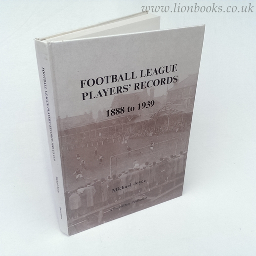 Image for Football League Players' Records 1888 to 1939