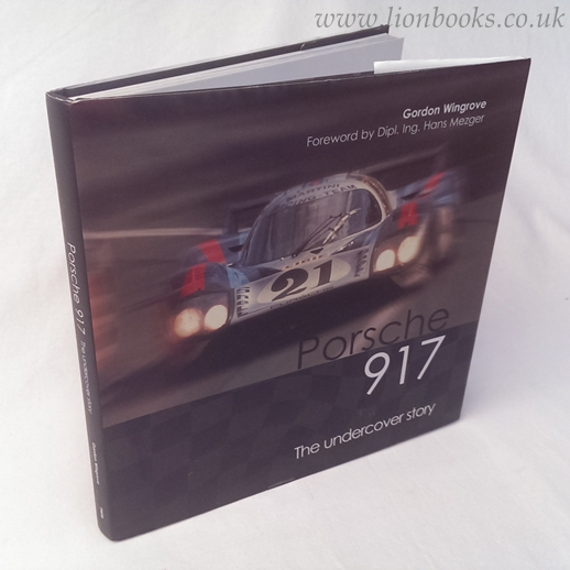 Image for Porsche 917 The Undercover Story