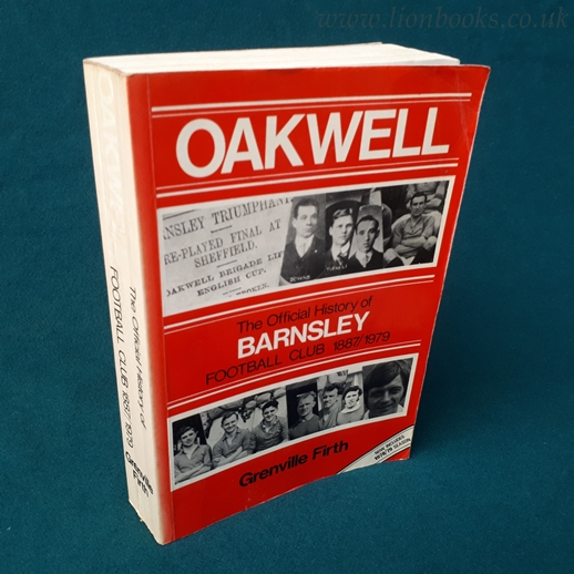 Image for Official History of Barnsley Football Club