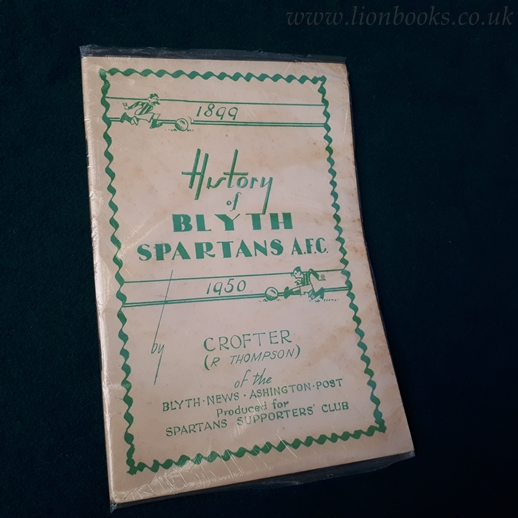 Image for History of Blyth Spartans A. F. C.