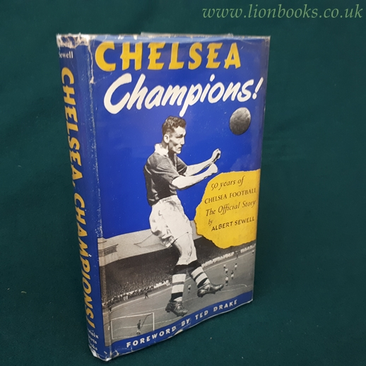Image for Chelsea Champions! 50 Years of Chelsea Football the Official Story