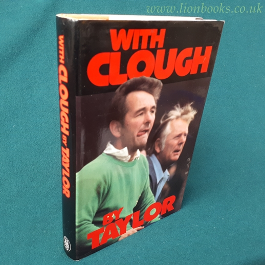 Image for With Clough by Taylor
