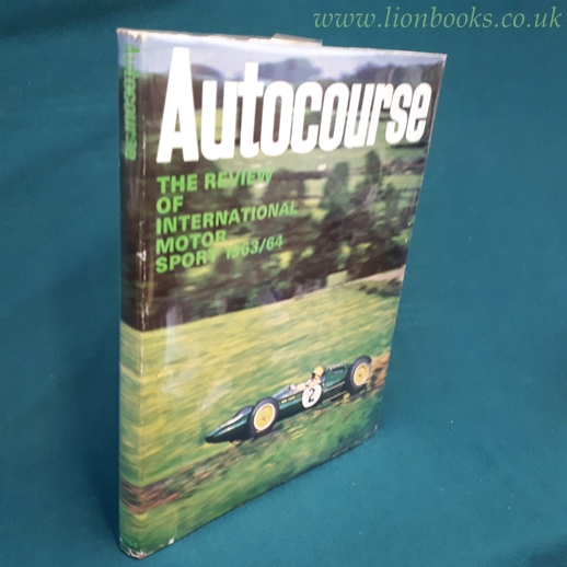 Image for Autocourse The Review of International Motor Sport 1963/64