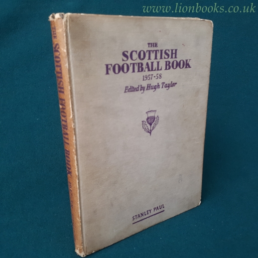 Image for The Scottish Football Book 1957-58