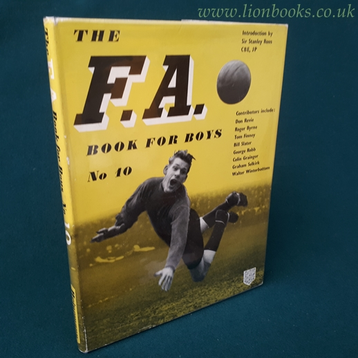 Image for The FA Book for Boys No. 10
