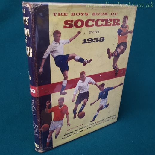 Image for The Boys' Book of Soccer for 1958
