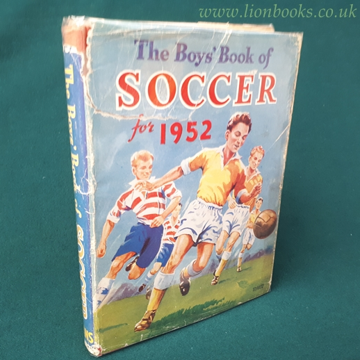 Image for The Boys Book of Soccer for 1948