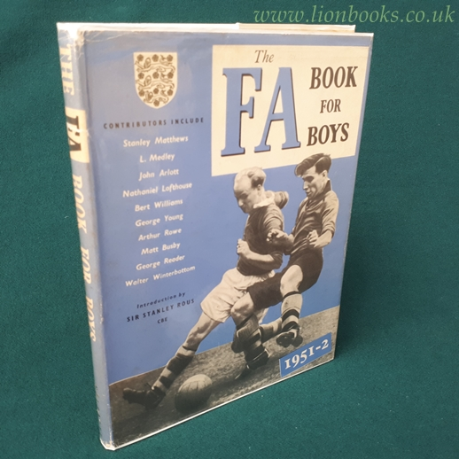 Image for The F. A. Book for Boys 1951-2