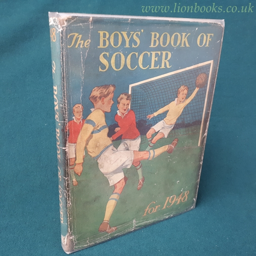 Image for The Boys Book of Soccer for 1952
