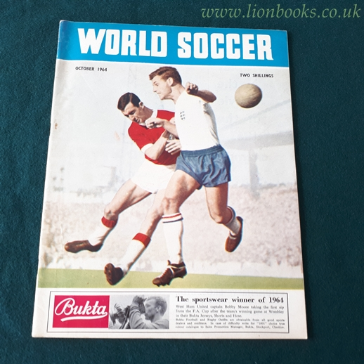 Image for World Soccer - October 1964