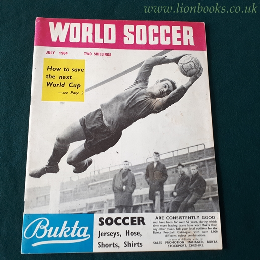 Image for World Soccer - July 1964