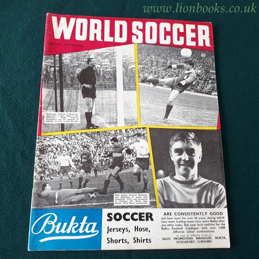 Image for World Soccer - May 1964