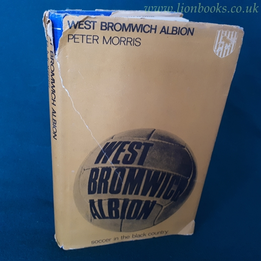 Image for West Bromwich Albion. Soccer in the Black Country