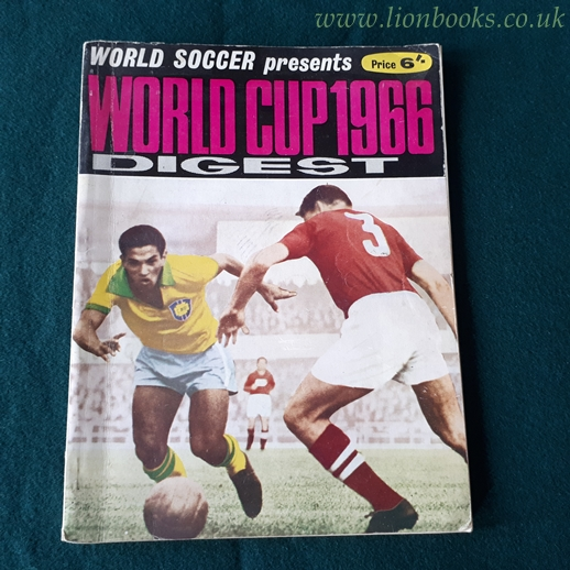 Image for World Cup 1966 Digest