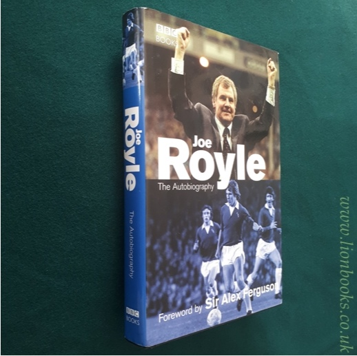 Image for Joe Royle The Autobiography