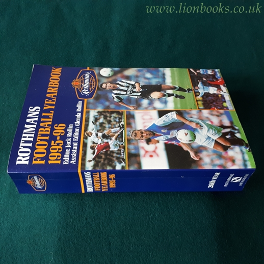 Image for Rothmans Football Year Book 1995-96