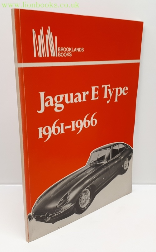 Image for Jaguar E Type 1961-1966