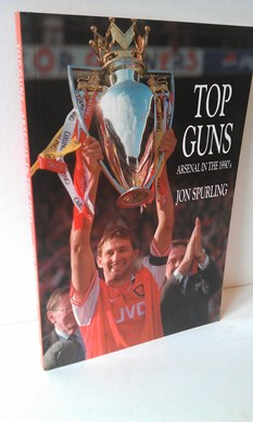 Image for Top Guns: Arsenal in the 1990's