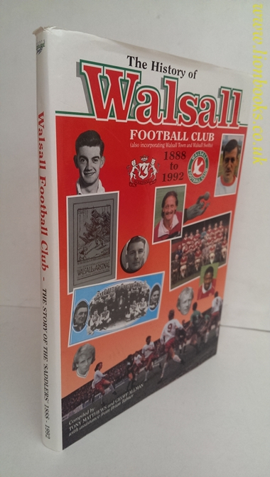 Image for The History of Walsall Football Club