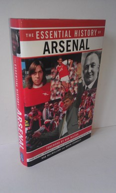 Image for The Essential History of Arsenal