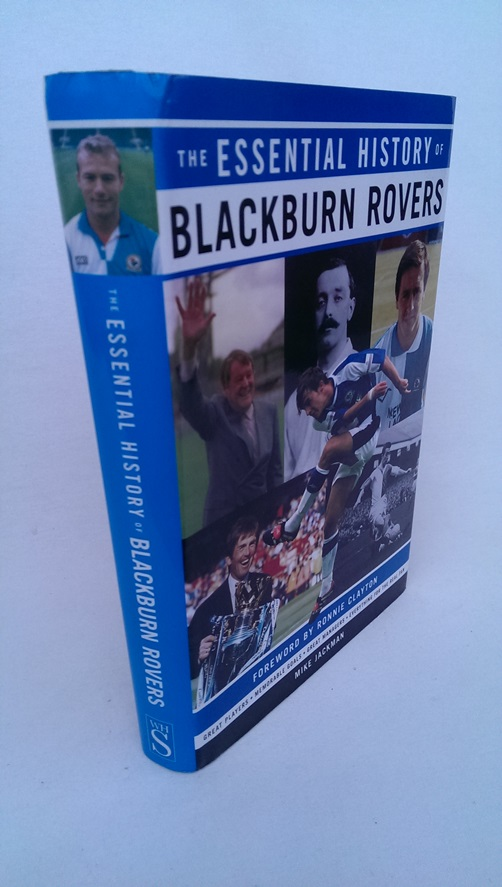 Image for The Essential History of Blackburn Rovers