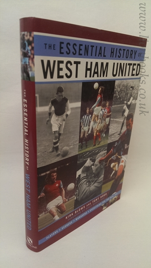 Image for The Essential History of West Ham United