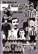 Image for The History of Newcastle United 1882-1984