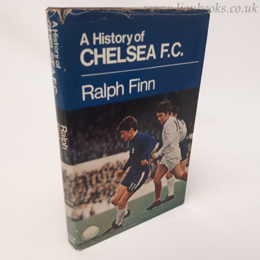 Image for A History of Chelsea F.C.