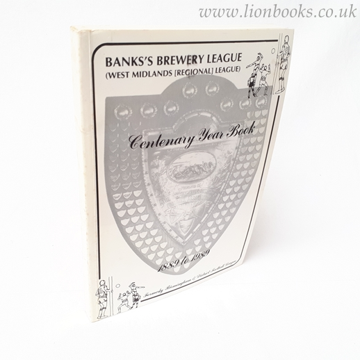 Image for Banks's Brewery League Centenary Year Book 1889-1989