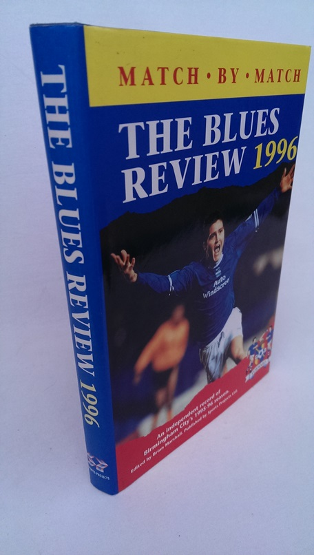 Image for The Blues Review 1996