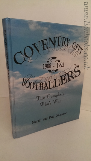 Image for Coventry City Footballers - The Complete Who's Who