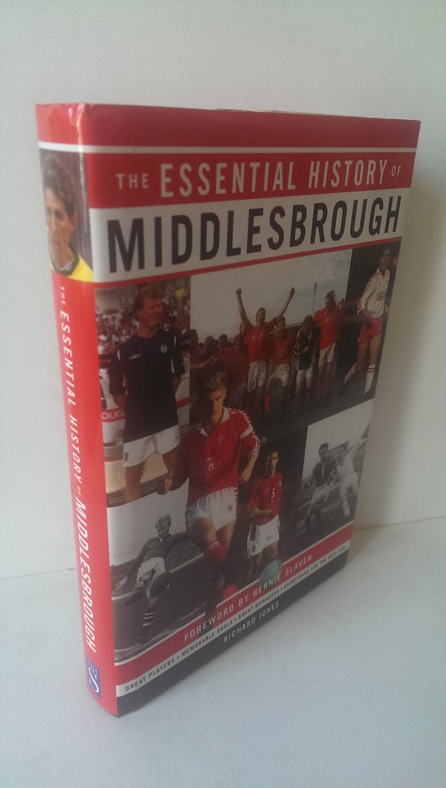 Image for The Essential History of Middlesbrough