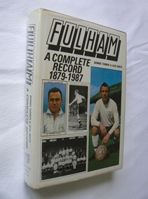 Image for Fulham - A Complete Record 1879-1987